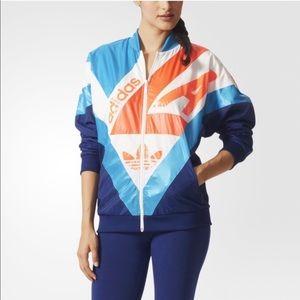 Adidas Archive Series Supergirl Windbreaker Jacket